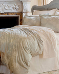 Antoinette Vert by St.Geneve Luxury Bedding