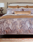 Ardere Matelasse Copper by St. Geneve Luxury Bedding