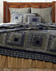 Columbus by VHC Brands Quilts