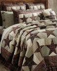 Abilene Star by VHC Brands Quilts