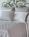 Filicudi Coverlet by Signioria Firenze Bedding  by Signioria Firenze Bedding