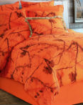 Realtree AP Blaze by Carstens Lodge Bedding