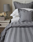 Tuxedo Stripe by CD Bedding of CA