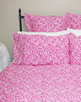 Courtney Pink by CD Bedding of CA