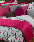 Blossom and Blooms by Rizzy Home Bedding
