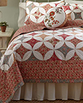 Mae Bedding Collection by Nostalgia Heirloom