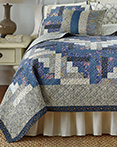 Olivia Bedding Collection by Nostalgia Heirloom
