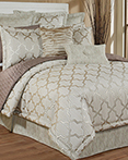 En Vogue Glamour Quartz by Austin Horn Luxury Bedding