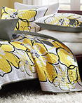 Allison Yellow Coverlet by Mi Zone