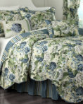Floral Flourish by Waverly Bedding