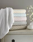 Diamant Towel by Kassatex Fine Linens