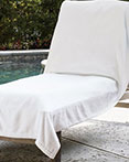 Santino Lounge Chair Cover by Sferra Fine Linens