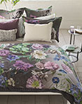 Alexandria Amethyst by Designers Guild Bedding by Designers Guild Bedding