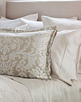Fiordaliso Natural Matelasse by St. Geneve Luxury Bedding