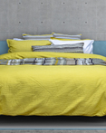 Camden Sulphur Yellow by Alamode Home