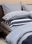 Monaco Navy by CD Bedding of CA