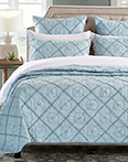 Country Idyl Pacific Blue by Calla Angel Quilts