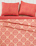 Adria Porcelain Rose by VHC Brands Quilts