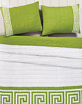 Athena Citron by VHC Brands Quilts