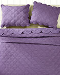Amelia Orchid by VHC Brands Quilts