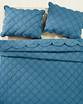 Amelia Azure by VHC Brands Quilts