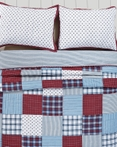 Brighton by VHC Brands Quilts