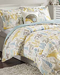 Woodland  by Ink & Ivy Bedding