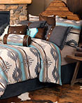 Badlands Sky by Carstens Lodge Bedding