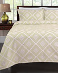 Equinox Sage Coverlet by Lamont Home