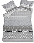 Baltic Chique Grey by Ligano Bedding