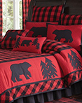 Buffalo Check  by Park Designs Lodge Bedding