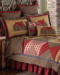 Cabin by Park Designs Lodge Bedding