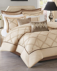 Teramo Ivory by Bombay Bedding