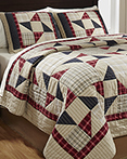 American Pinwheel by Olivias Heartland Quilts
