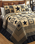 Colonial Black & Tan by Olivias Heartland Quilts