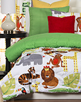 Jungle Love by Crayola Bedding