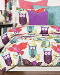 Owl Always Love You by Crayola Bedding