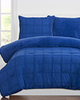Playful Plush Blue by Crayola Bedding by SiS Covers
