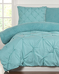 Playful Plush Robins Egg Blue by Crayola Bedding
