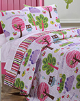 Woodland Girl by Greenland Home Fashions