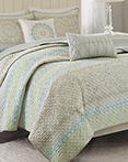 Adeline Coverlet by Harbor House