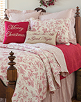 Evergreen Toile by C&F Quilts