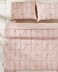 Camille Blush by VHC Brands Quilts