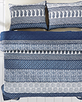 Ceylon Indigo by VHC Brands Quilts