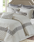 Emerson Ivory by Bombay Bedding