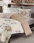 Nia Spice by Ink and Ivy Bedding