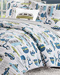 Road Trip  by Ink and Ivy Bedding
