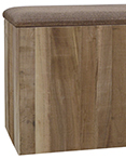 Wyatt Natural Hamper by Lamont Home