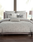 Adelais Grey by Highline Bedding Co