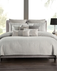Hylton Silver by Highline Bedding Co